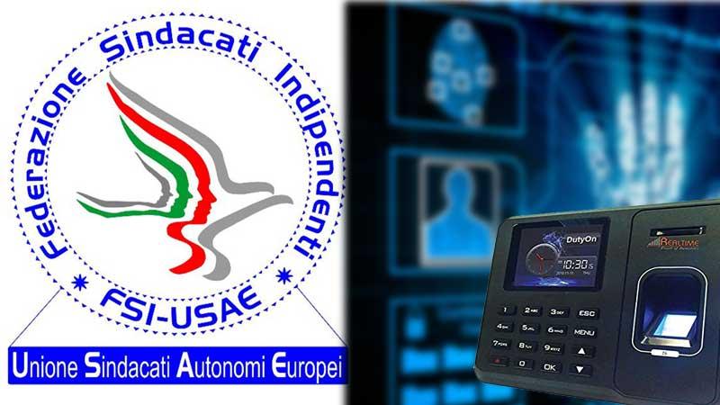 Tecnologia biometrica per accertare le presenze all'ASP. L'organizzazione Sindacale Fsi-Usae condanna la scelta