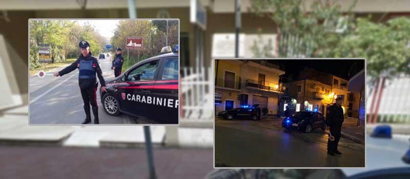 Carabinieri: un reparto specializzato contro l'illegalità. Controlli a Piazza Armerina e Barrafranca.