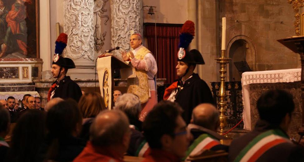 Anche nella Provincia di Enna l'Arma dei Carabinieri ha celebrato la propria Patrona, la Virgo Fidelis.