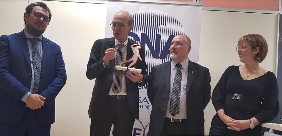 """Enna – Assemblea CNA. Silvestrini: """"siamo impegnati in un grande sforzo per il paese"""""""