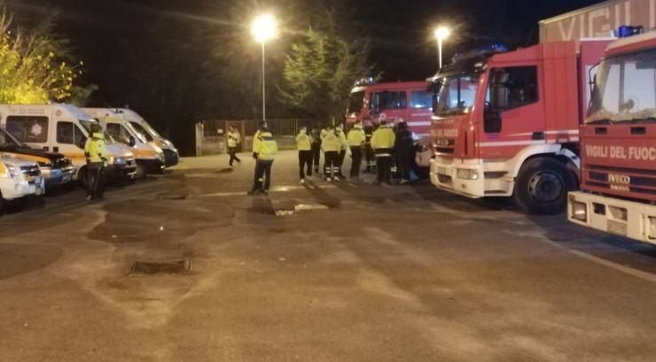 Anche a Piazza Armerina ricordati i vigili del fuoco uccisi dall'esplosione di Quargnento