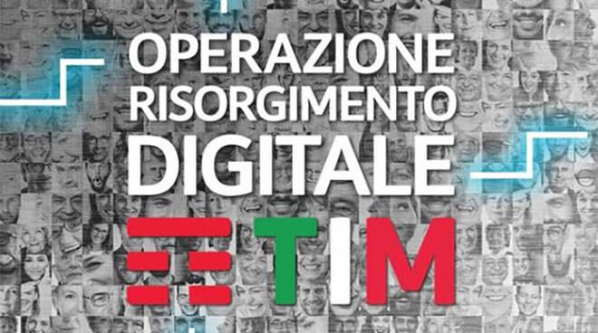 """""""Operazione Risorgimento Digitale"""" di TIM: aperte le iscrizioni ai corsi per la tappa di Enna"""