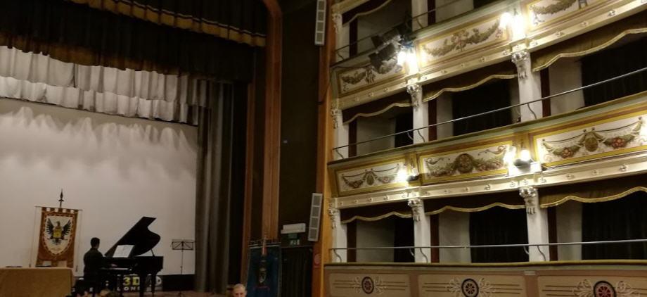 Finanziamenti per i teatri ennesi. Anche il Garibaldi di Piazza Armerina potrà essere restaurato.