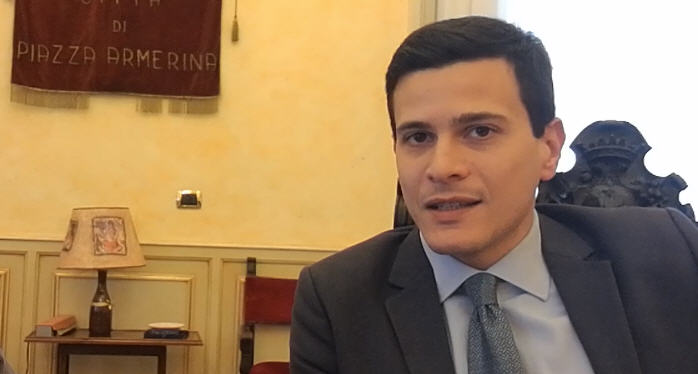 [VIDEO] Piazza Armerina – Intervista all'assessore al bilancio Alessio Cugini