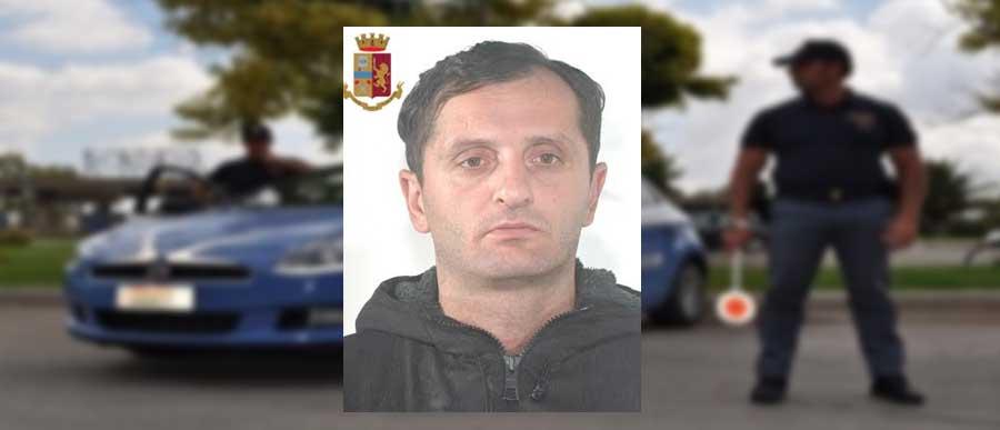 La Polizia arresta un georgiano su cui pendeva un ordine di arresto.