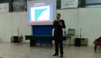 Piazza Armerina – Il comandante dei Carabinieri, Capitano Emanuele Grio incontra gli studenti del Majorana-Cascino