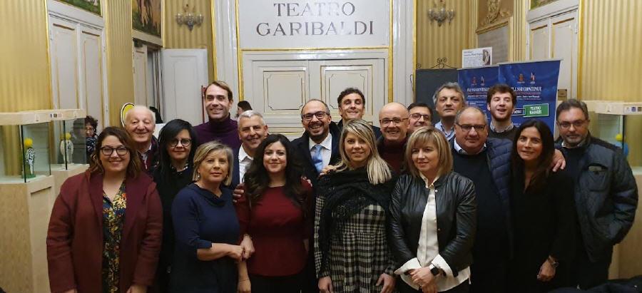 Enna – Tenuto a battesimo il gruppo consiliare di Italia Viva
