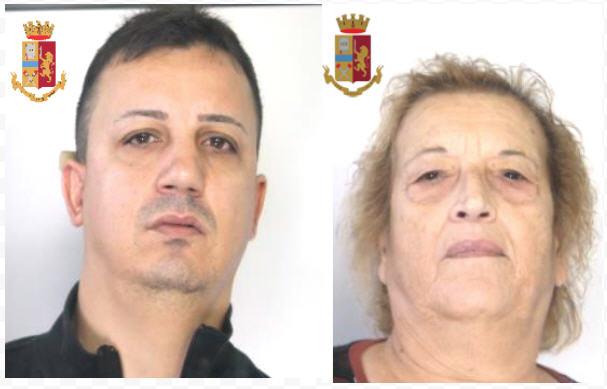 Leonforte – la Polizia di Stato arresta madre e figlio specializzati in furti ai danni di gioiellerie.