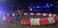 Si sperimenta nuovamente la rotonda all'ingresso nord di Piazza Armerina.