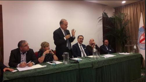 """Enna – Udc, Maggio: """"Rafforzare il Centro per rafforzare la coalizione"""""""