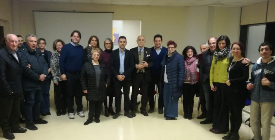 Riunione delle Associazioni di Volontariato all'Umberto I di Enna