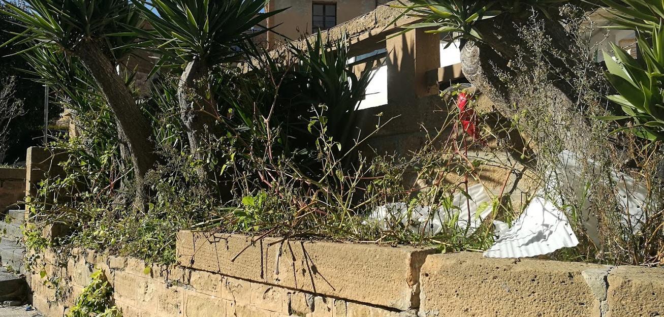 Piazza Armerina – Intervento necessario per le aiuole della salita Santo Stefano
