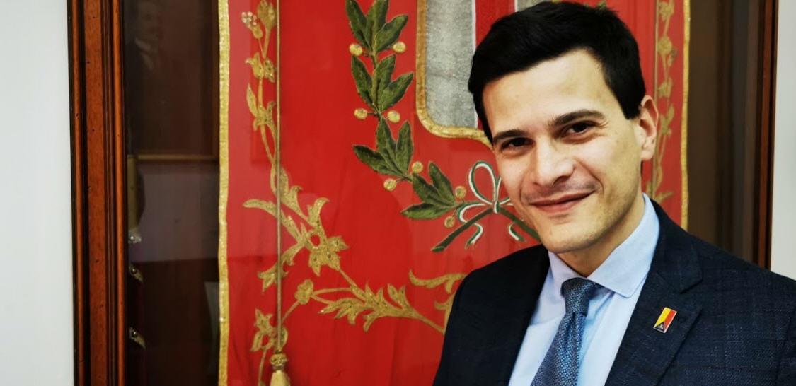 Piazza Armerina – Si è dimesso l'assessore Alessio Cugini. La lettera inviata al sindaco