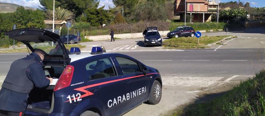 I Carabinieri della compagnia di Piazza Armerina arrestano un pusher a Vaguarnera