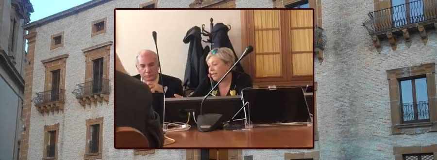 L'On Lantieri denuncia lo stato di abbandono della Villa Romana del Casale e di Palazzo Trigona