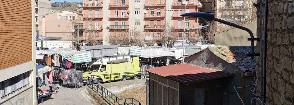 Piazza Armerina, Mercato in piazza Falcone Borsellino: precisazioni dell'assessore Alessio Cugini