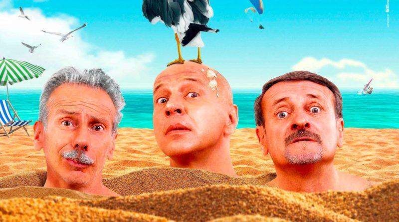 """Al cine-teatro Garibaldi di Piazza Armerina """"Odio L'estate"""", il nuovo film di Aldo, Giovanni e Giacomo"""