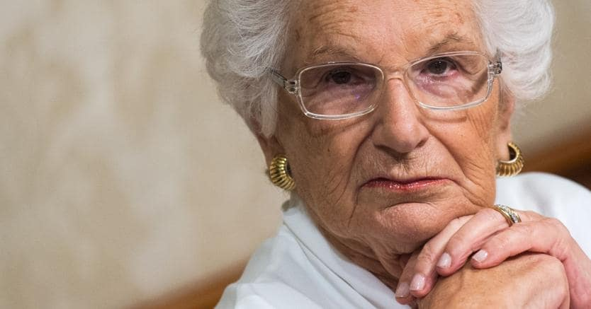 Liliana Segre cittadina onoraria del comune di Troina