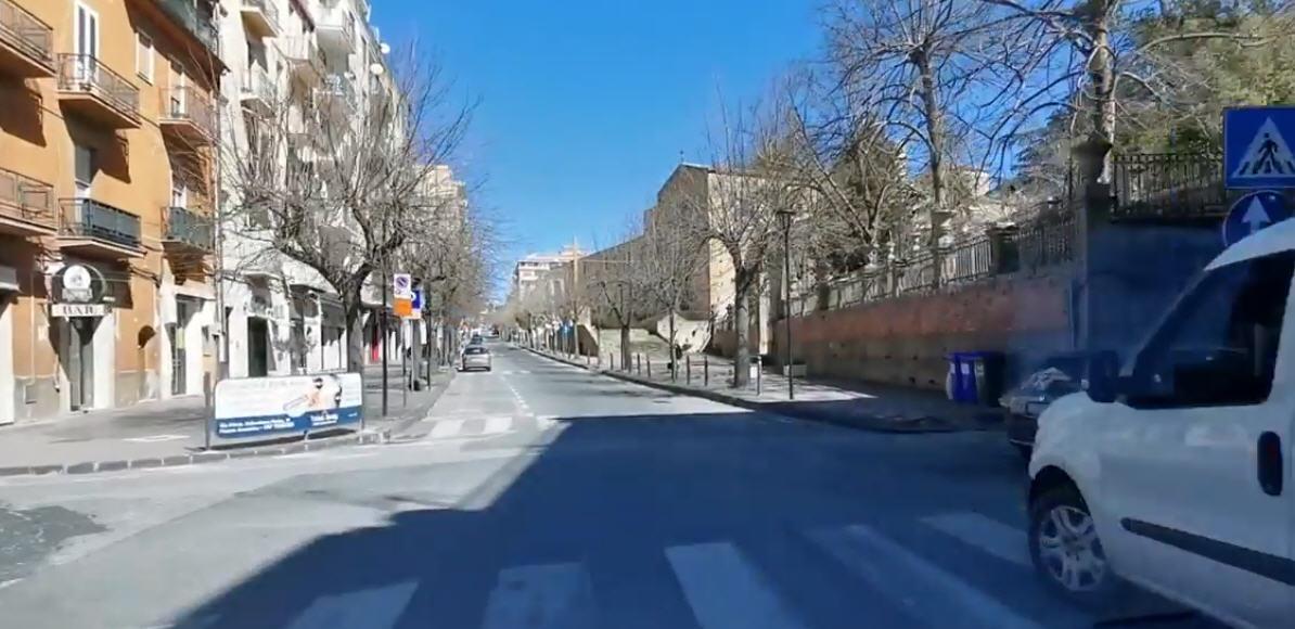 Piazza Armerina – Giovedì 12 marzo 2020 ore 11.30: la città silente