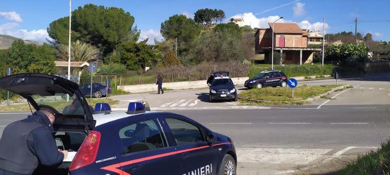 Nicosia – Arrestati un uomo e una donna per spaccio di droga