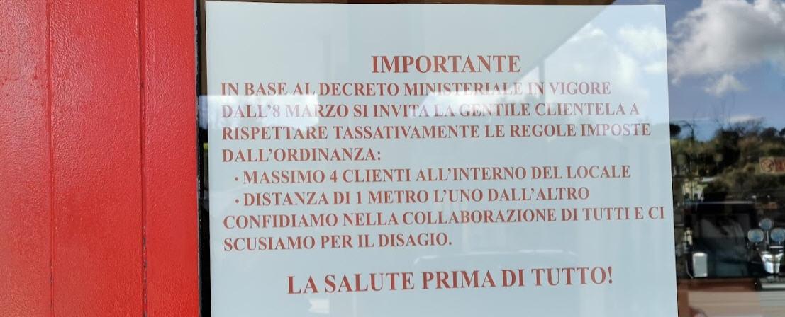 Piazza Armerina – Coronavirus, sospesa licenza agli esercizi non in regola. Chiudono i siti archeologici