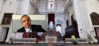 """Piazza Armerina – Videomessaggio del vescovo Mons. Gisana: """"La nostra solidarietà diventi preghiera""""."""