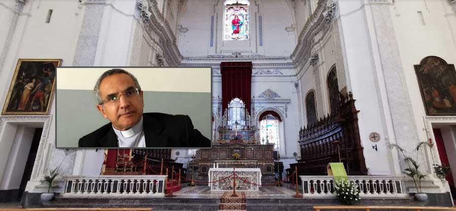 """Messaggio di Pasqua 2020 del Vescovo Mons. Rosario Gisana. """"La rigenerazione dell'Uomo nuovo"""""""