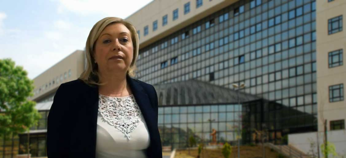 "Lotta al coronavirus, L'On Luisa Lantieri: ""a dura prova la struttura ospedaliera dell'Umberto I di Enna"""