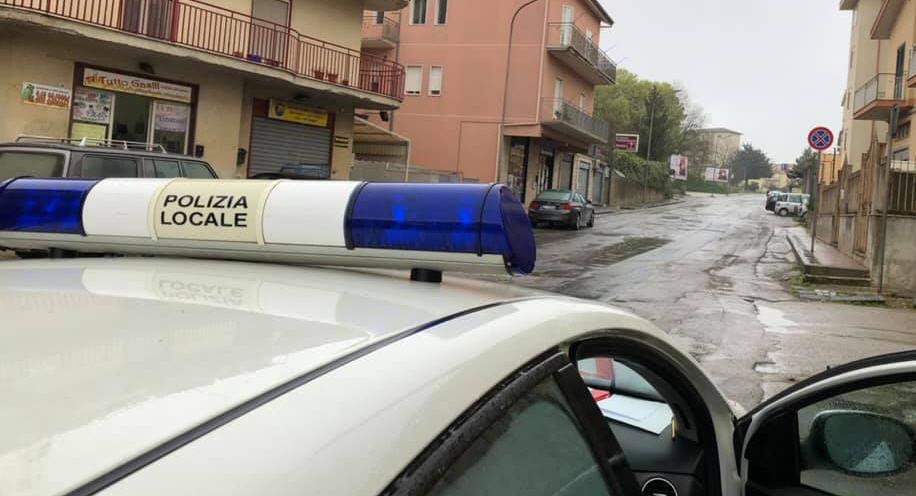 Piazza Armerina – Solo questa mattina venticinque denunce della Polizia Locale per mancato rispetto delle norme anti coronavirus