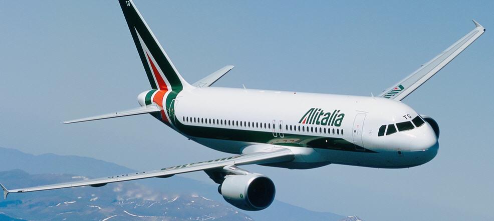 Alitalia: giù la maschera