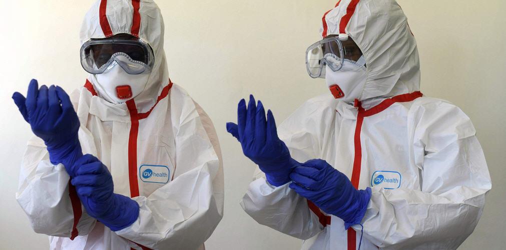 Coronavirus, la solidarietà del Comitato Pro Enna non si ferma: donate tute protettive al personale sanitario