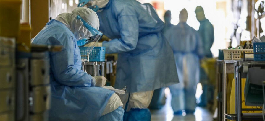 Sanità ennese. Il ringraziamento del signor Pistone paziente dimesso da uno dei reparti COVID dell'Ospedale Umberto I di Enna