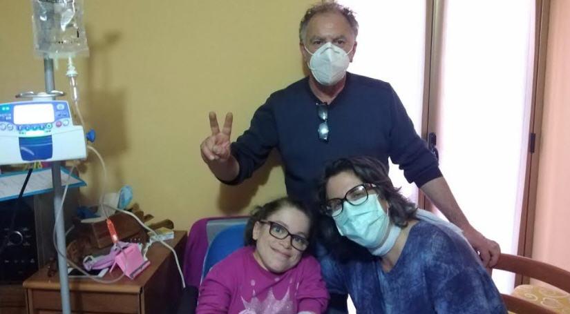Agira – Somministrato a domicilio un farmaco  in zona rossa grazie al lavoro dell'USCA