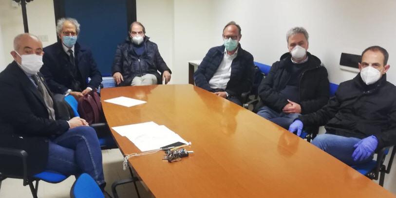 Riabilitazione polmonare del paziente COVID. Se ne è parlato ieri in un incontro all'ASP di Enna
