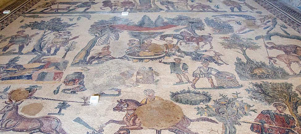 Dieci milioni dall'Europa per la Villa Romana del Casale