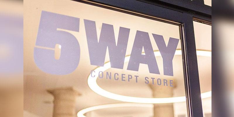5Way: la rivoluzione della moda grazie al Pop Up Store