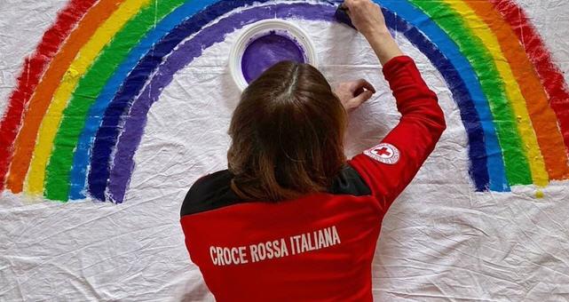 Il Tempo della Gentilezza della Croce Rossa Italiana è anche questo