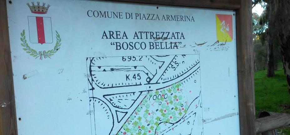 Piazza Armerina – Chiusura del percorso sportivo Bellia? Solo stupidaggini. Un nome per individuare questa grande risorsa