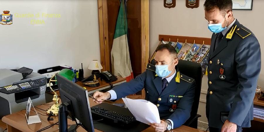 Operazione della Guardia di Finanza in provincia: 36 imprenditori percepivano senza averne diritto il Reddito di Cittadinanza.