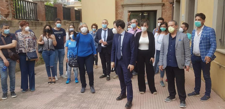 "Pietraperzia – L'on. Luisa Lantieri interviene per salvaguardare la RSA ""Flavia Martines"""