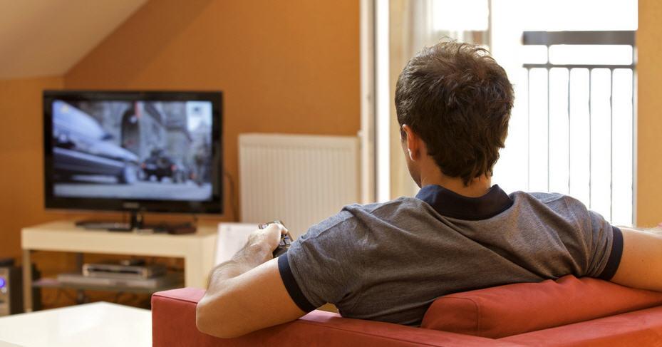 La crisi vista in TV