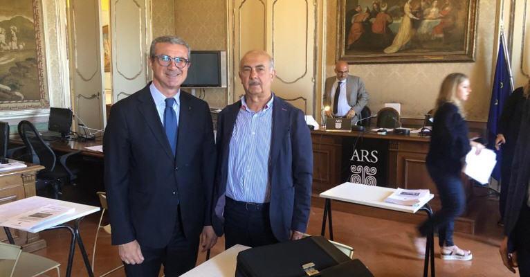 Palermo – In Commissione Ambiente e Territorio si parla di Legge 16 e 5g. Presente l'ing. Sebastiano Lantieri