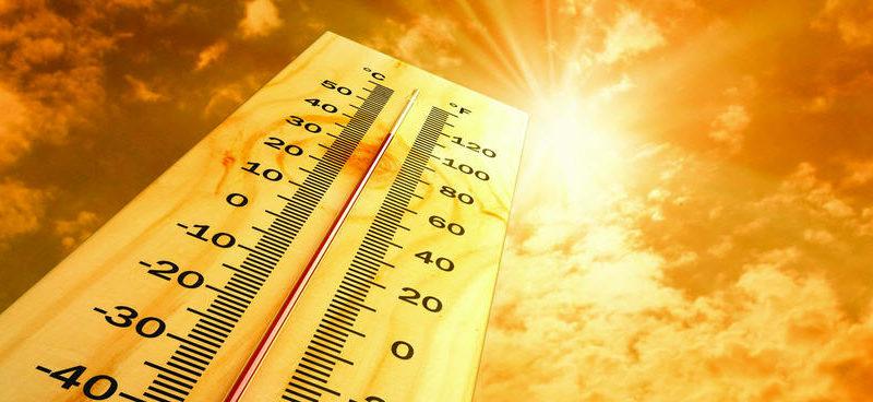 Tendenza meteo per l'inizio della prossima settimana. Occhio al caldo!