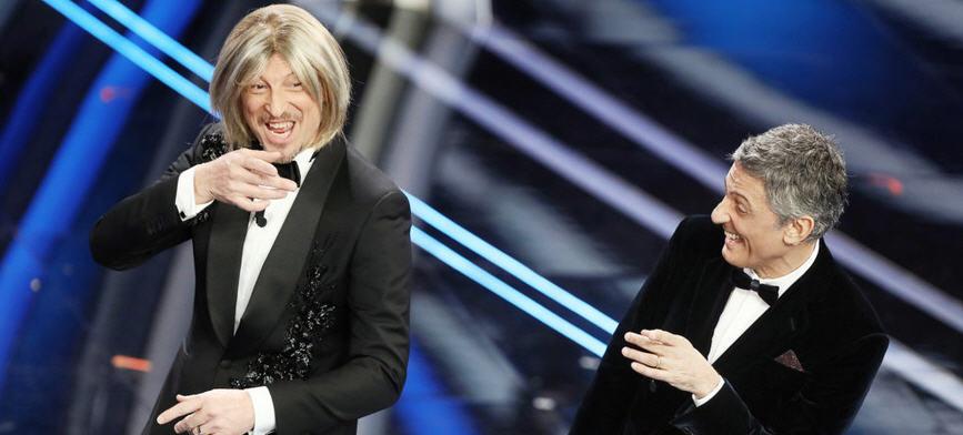 A Sanremo Amadeus, Fiorello e … Jovanotti?