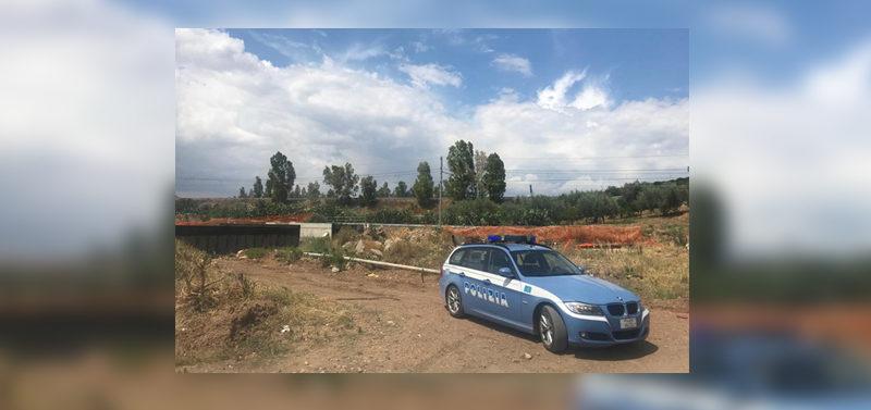 Catenanuova – La Polizia di Stato sventa furto in cantiere