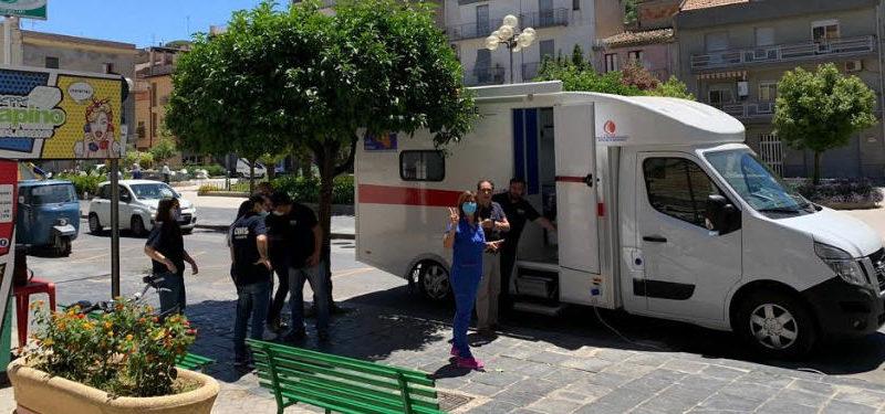 ASP Enna. Raccolta sangue nella città di Leonforte