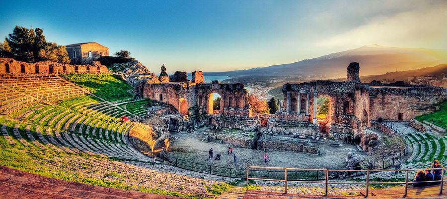 La classifica dei beni culturali più visitati in Sicilia. Bene la Villa romana del Casale al settimo posto