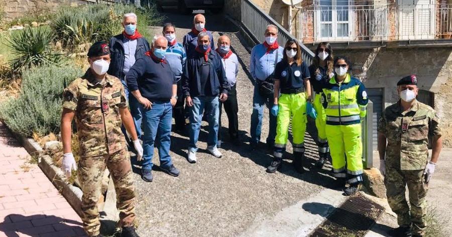"""Sbarca anche a Troina la campagna """"Insieme per la Solidarieta'"""""""