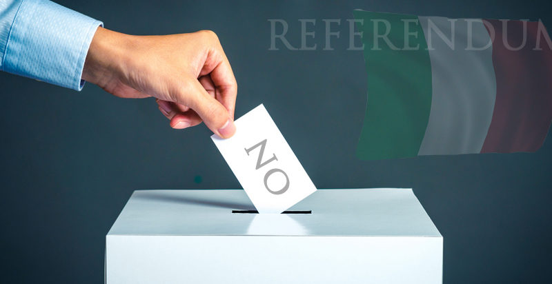 Angiolo Alerci: il mio no al referendum