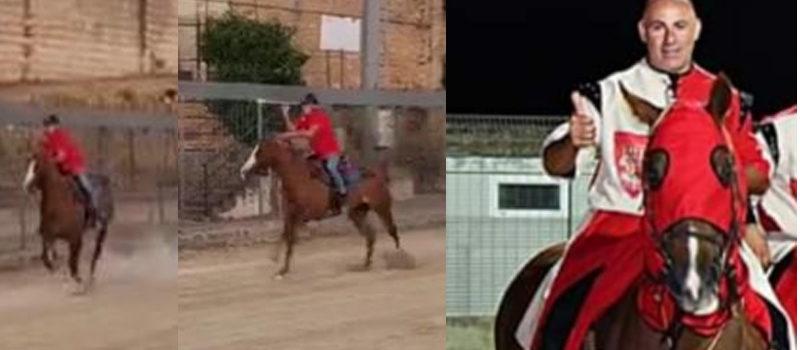 """Palio dei Normanni: il Casalotto chiede la vittoria a tavolino. """"Cavalli diversi  tra prove e gara ufficiale da parte di Canali e Monte""""."""
